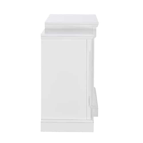 Grand Heights Color Changing Bookcase Fireplace 8