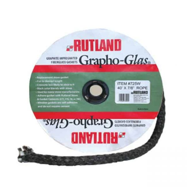 Graphoglas Gasket Spool Rope