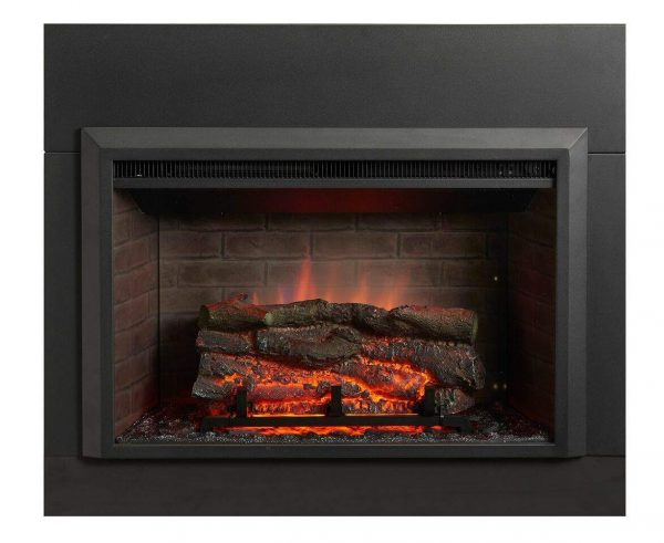 GreatCo Electric Zero Clearance Fireplace Insert