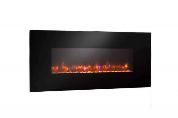 GreatCo Gallery Series Built-in Electric Fireplace