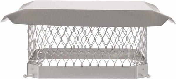HY-C SCSS1313 Shelter Bolt On Single Flue Chimney Cover