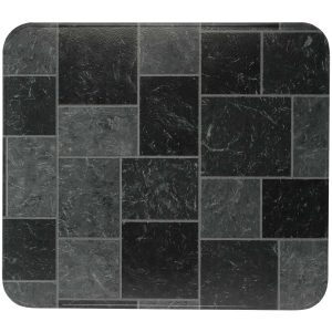 "HY-C T2UL3652GT-1C Type 2 UL1618 Gray Slate Stove Board (36"" x 52"")"