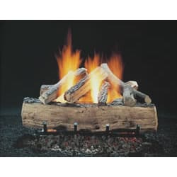 Hargrove 18 Inch Rga 2-72 Approved Seasoned Split Oak Gas Logs Vented