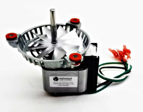 Harman Combustion Exhaust Fan Motor for Pellet Stoves #3-21-08639!