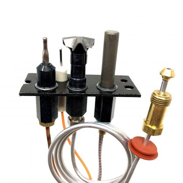 Heatilator & Heat-N-Glo Natural Gas Pilot Assembly 4021-736 2