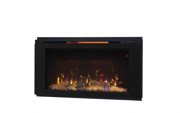 "Helen 36"" Wall Mounted Electric Fireplace"