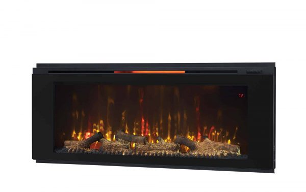 "Helen 48"" Wall Mounted Electric Fireplace"