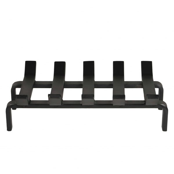 Heritage Products Heavy Duty 13 x 10 Inch Steel Grate for Wood Stove & Fireplace - Made in the USA 1