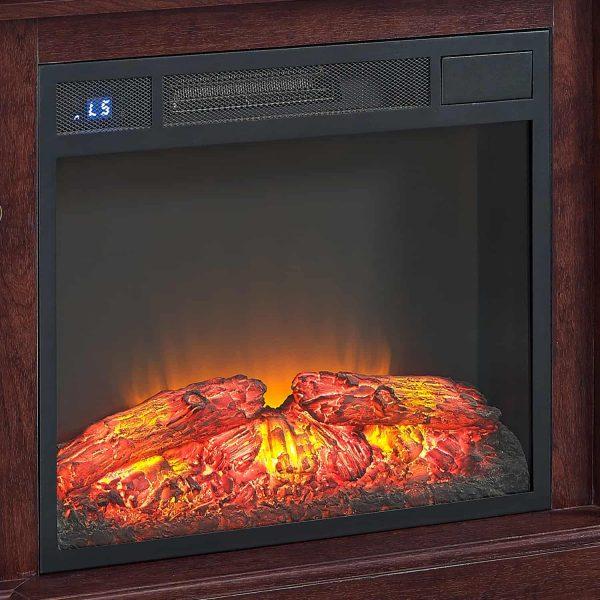 Home Source Johanna Electrical Fireplace