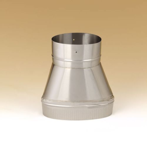 HomeSaver Small Rigid Stainless to OvalFlex S-O Adaptor