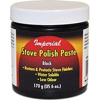 IMPERIAL MFG GROUP USA INC 6-oz. Black Stove Polish Paste KK0059