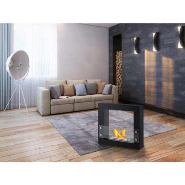 Ignis Products Lisbon Ethanol Fireplace 4