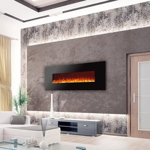 Ignis Products Royal Wall Mounted Electric Fireplace 1