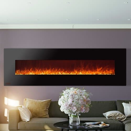 Ignis Products Royal Wall Mounted Electric Fireplace 2