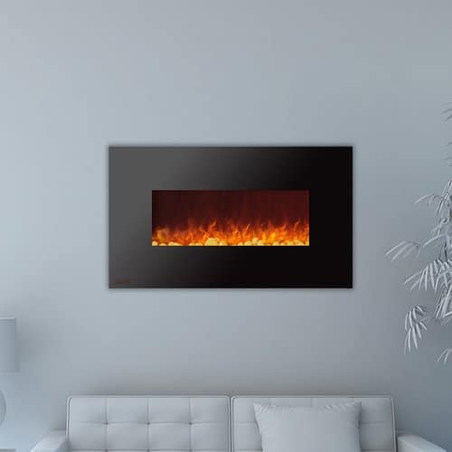 Ignis Products Royal Wall Mounted Electric Fireplace 3