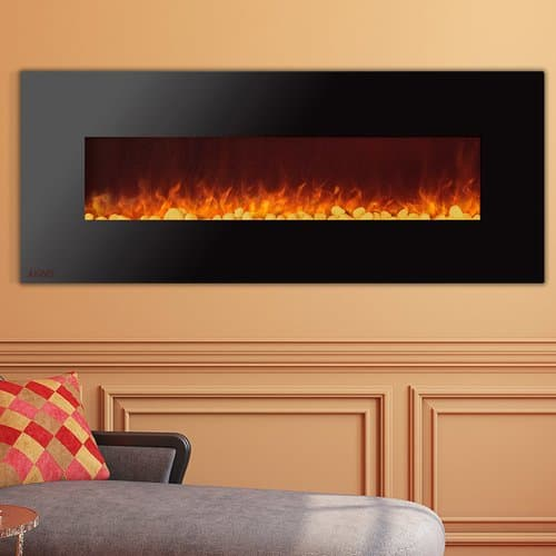 Ignis Products Royal Wall Mounted Electric Fireplace 4