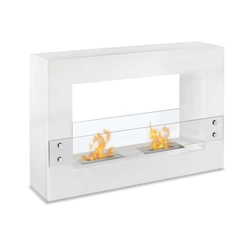 Ignis Products Tectum Ethanol Fireplace 1