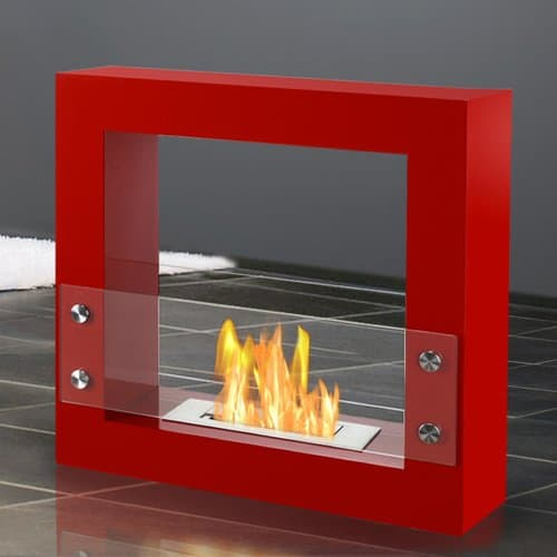 Ignis Products Tectum Mini Ventless Bio-Ethanol Tabletop Fireplace 1
