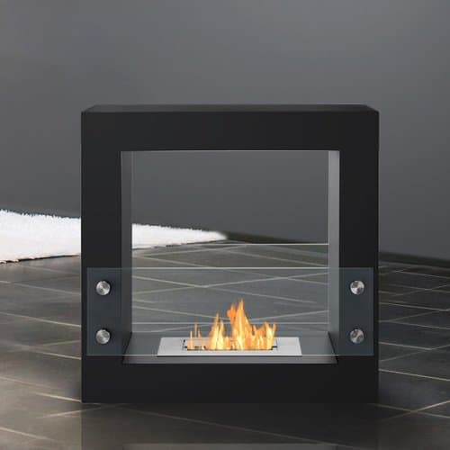 Ignis Products Tectum Mini Ventless Bio-Ethanol Tabletop Fireplace