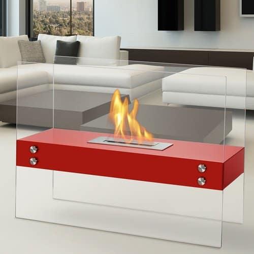 Ignis Products Vitrum Ethanol Fireplace 2