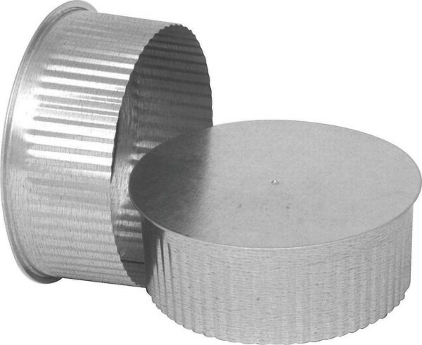 Imperial GV0733 Round Stove Pipe End Cap