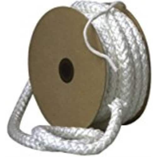 Imperial Manufacturing GA0171 0.5 in. x 100 Ft. White Fiber Glass Rope Special Imperial 3