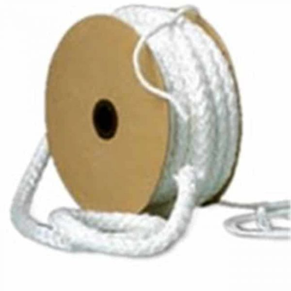 Imperial Manufacturing GA0171 0.5 in. x 100 Ft. White Fiber Glass Rope Special Imperial