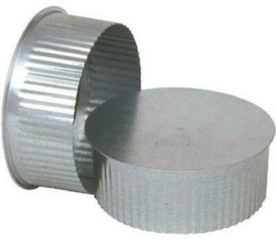 Imperial Manufacturing GV0734 5 Inch Galvanized Chimney Plug