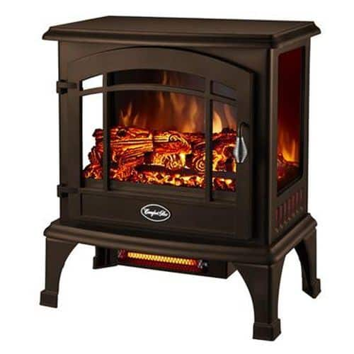 Infrared Quartz Elec Stove