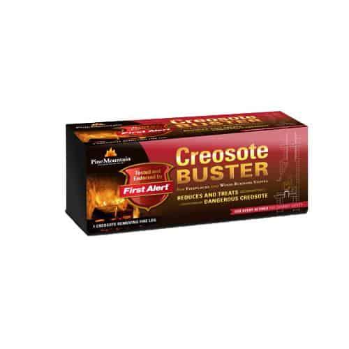 Jarden Home Brands-Firelog 41525-01500 Creosote Buster Fire Log