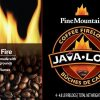 Java Log 4 - Hour Coffee Fire logs - 4.8 lb. 4