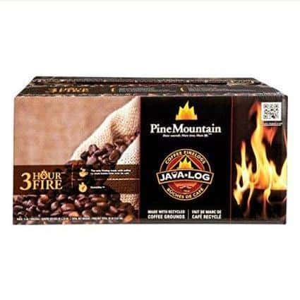 Java Log Pine Mountain Java - Log 4 - Hour Fire logs - Pine Mountain - 2.8 lb. 1