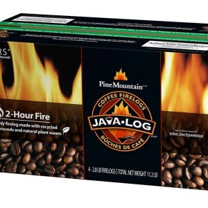 Java Log Pine Mountain Java - Log 4 - Hour Fire logs - Pine Mountain - 2.8 lb.