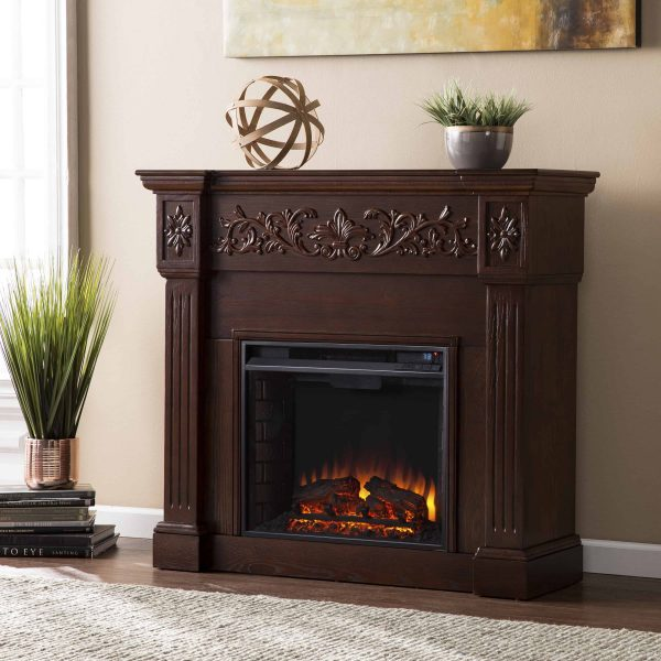 Jaxfyre Electric Fireplace
