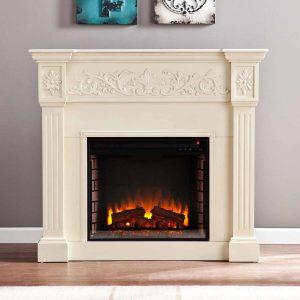 Jaxfyre Electric Fireplace