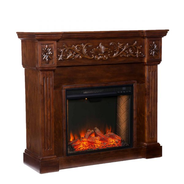 Jaxfyre Smart Electric Fireplace 2