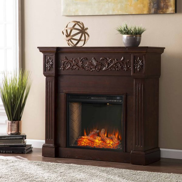 Jaxfyre Smart Electric Fireplace