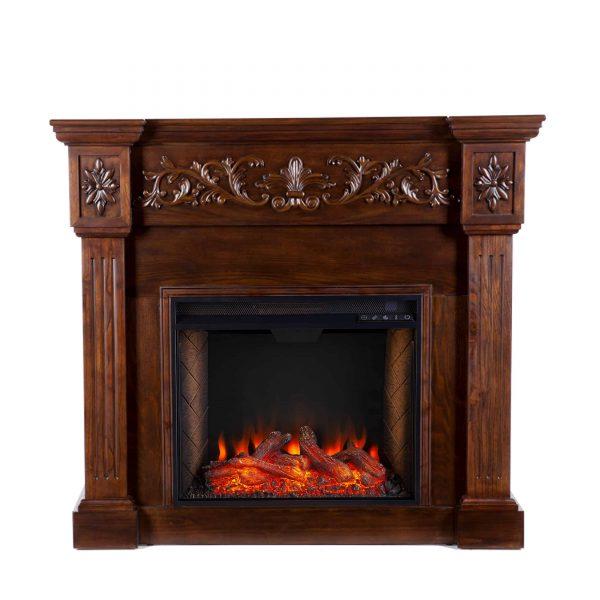 Jaxfyre Smart Electric Fireplace 7