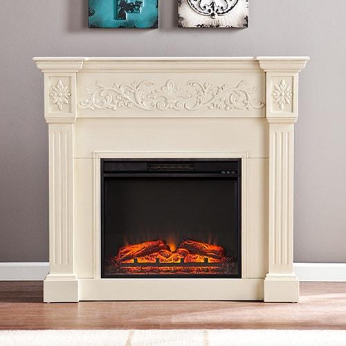Jordan II Electric Fireplace
