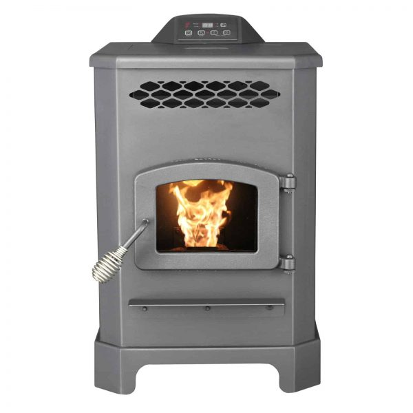 King 2000 sq. ft. Mini Pellet stove 1