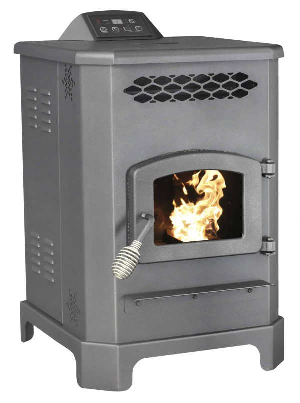 King 2000 sq. ft. Mini Pellet stove