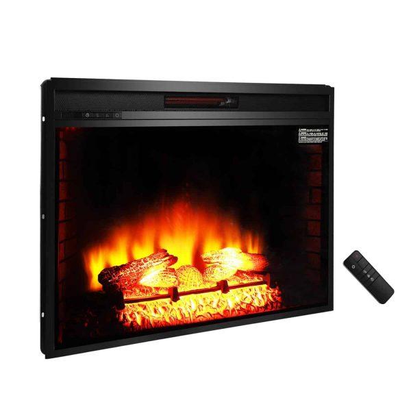 Ktaxon Electric Quartz Fireplace