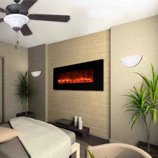 LITTLE HEATER Electric fireplace 1