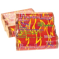 Lignetics Pres-to-Logs FL44 Fire Log