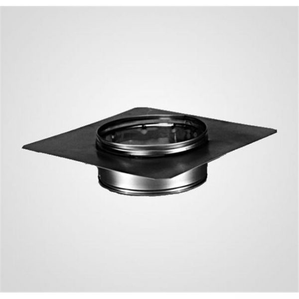 Lindemann 141033 Icp 10in To 13x13 Masonry Adapter