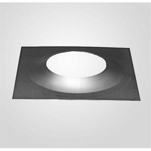 Lindemann 344106 Heat Fab 24 x 24 Inch Top Plate - 6 Inch