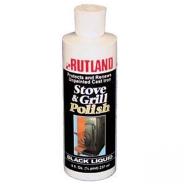 Liquid Stove and Grill Polish