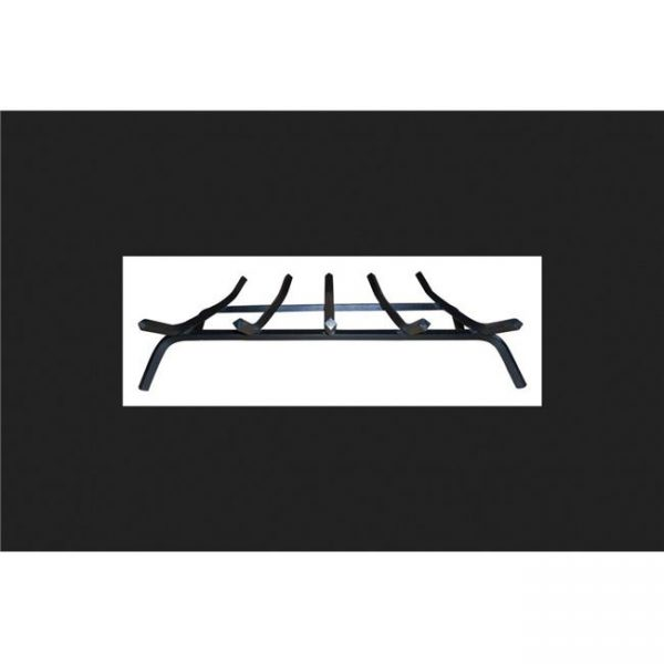 Lynx Enterprises 4196648 27 x 16 in. Steel Fireplace Grate
