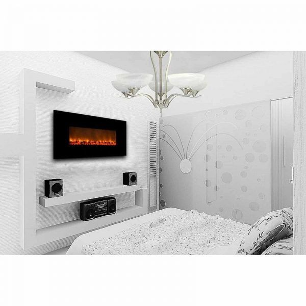 MOOD SETTER Electric Fireplace 1