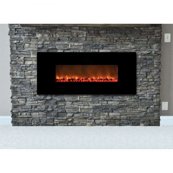MOOD SETTER Electric Fireplace 3